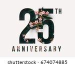 25th Anniversary Celebrate...