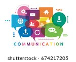 vector illustration of a... | Shutterstock .eps vector #674217205