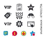 vip icons. very important...