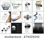 the minimalistic vector... | Shutterstock .eps vector #674324242