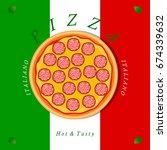 vector logo illustration for... | Shutterstock .eps vector #674339632