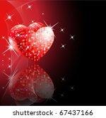 Shining Disco Heart