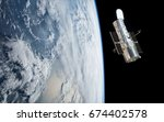 Hubble Space Telescope Orbitin...