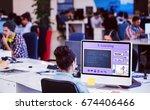 composite image of online... | Shutterstock . vector #674406466