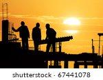 construction worker | Shutterstock . vector #67441078