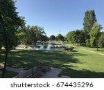 kentpark  sakarya  turkey. jul...   Shutterstock . vector #674435296