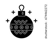 bauble icon   Shutterstock .eps vector #674462272