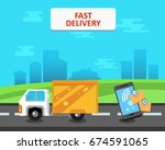 fast delivery car and location...