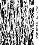 wet grass vector | Shutterstock .eps vector #6746740