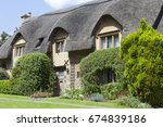 Traditional Stone House With...