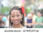montreal  canada   july 8 ... | Shutterstock . vector #674924716