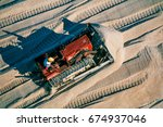 aerial photos  aerial images of ... | Shutterstock . vector #674937046
