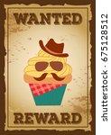 Cupcake Design To Cowboy...