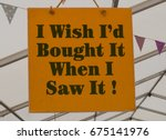 """""""i wish i'd bought it when i... 