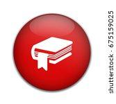 book icon | Shutterstock .eps vector #675159025