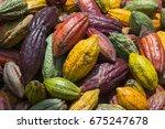 Mixed Colorful Cacau   Cacao...