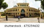 ho chi minh city  vietnam  ... | Shutterstock . vector #675254632