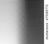 halftone texture. vector dot... | Shutterstock .eps vector #675285772