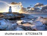 A Lighthouse In Nova Scotia...