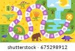 vector flat style illustration... | Shutterstock .eps vector #675298912