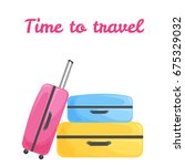 time to travel vector...   Shutterstock .eps vector #675329032