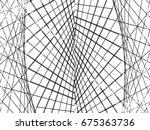 white black color. linear...   Shutterstock .eps vector #675363736