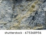 patterns of rocks eroded by the ... | Shutterstock . vector #675368956