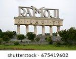 hyderabad  india   july 2  2017 ... | Shutterstock . vector #675419602