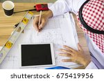 Saudi Engineer Work...