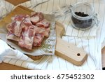 Small photo of pork bone meal cooking ingredient