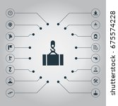 vector illustration set of...   Shutterstock .eps vector #675574228