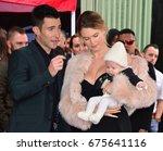 los angeles  ca   february 10 ... | Shutterstock . vector #675641116