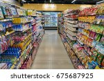 seoul  south korea   circa may  ...   Shutterstock . vector #675687925