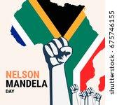 Nelson Mandela Day Concept Art...