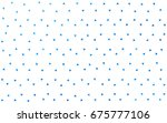 light blue vector abstract... | Shutterstock .eps vector #675777106