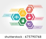 core values concept | Shutterstock .eps vector #675790768