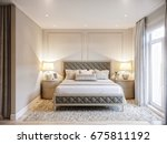 urban contemporary modern... | Shutterstock . vector #675811192