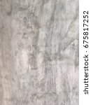concrete texture for background.... | Shutterstock . vector #675817252
