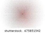 dark red vector modern... | Shutterstock .eps vector #675851542