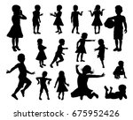 a set of high quality detailed... | Shutterstock . vector #675952426