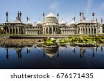 Royal Pavilion In Brighton ...
