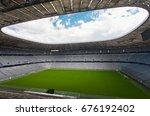 munich  germany   june 28 ... | Shutterstock . vector #676192402