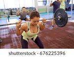 fitness  sport  training ...   Shutterstock . vector #676225396
