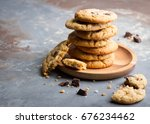 Stacked Peanut Butter Cookies...