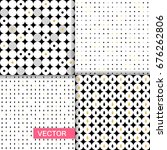modern patterns collection.... | Shutterstock .eps vector #676262806