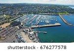 bangor marina co.down northern... | Shutterstock . vector #676277578