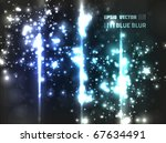 eps10 vector abstract blur... | Shutterstock .eps vector #67634491