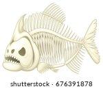 vector illustration of a... | Shutterstock .eps vector #676391878