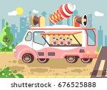 stock vector illustration... | Shutterstock .eps vector #676525888