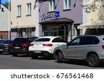 klaipeda lithuania may 12 ... | Shutterstock . vector #676561468